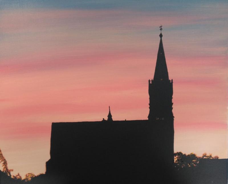 Eglise  de Chavagnes