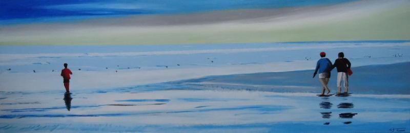 Balade à marée basse